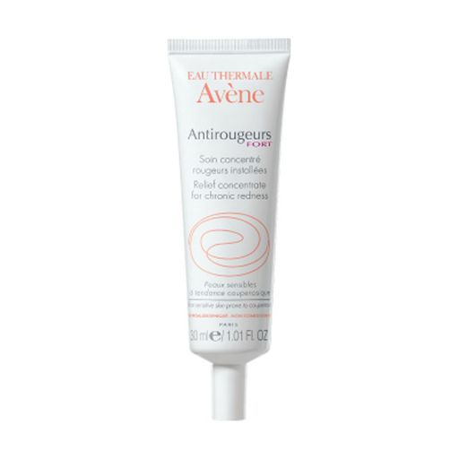 Avene Antirougeurs крем-концентрат от купероза, крем для лица, 30 мл, 1 шт.