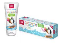 Splat kids Зубная паста детская 2-6 лет, фруктовое мороженое, 50 мл, 1 шт.