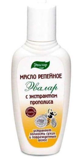 Масло репейное с экстрактом прополиса, масло для наружного применения, 100 мл, 1 шт.
