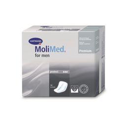 Molimed Premium Вкладыши урологические для мужчин Протект, 3 капли, 14 шт.