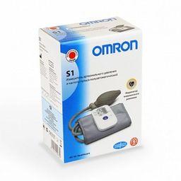 Тонометр полуавтоматический OMRON S1, 1 шт.