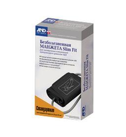 Манжета к тонометрам AND, стандартная M SlimFit, 22-32см, 1 шт.
