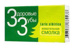 Siblarix Здоровые зубы Жевательная смолка, 1 г, таблетки, 10 шт.