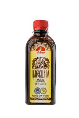Масло льняное Царевщино, масло для приема внутрь, 250 мл, 1 шт.