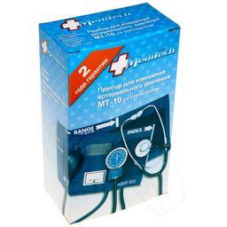 Тонометр механический Meditech МТ-10, 1 шт.