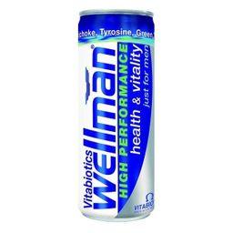 Велмен Энергетический напиток, напиток, 250 мл, 1 шт.