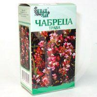Чабреца трава, сырье растительное измельченное, 50 г, 1 шт.