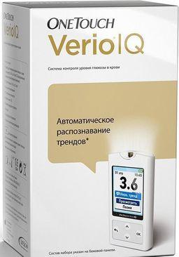 OneTouch Verio IQ Глюкометр, 1 шт.