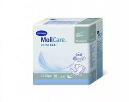 MoliCare Premium Extra soft Подгузники воздухопроницаемые, Medium M (2), 90-120см, 10 шт.