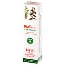 ДиаДерм Регенерирующий крем для кожи тела, крем для тела, 46 мл, 1 шт.