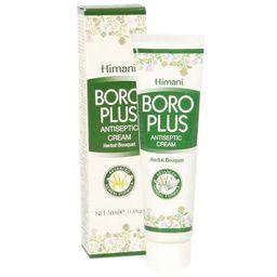 Боро Плюс крем антисептический зеленый, крем, 50 г, 1 шт.