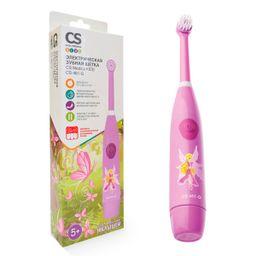 CS Medica Kids CS-461-G Электрическая щетка зубная, для девочек, 1 шт.