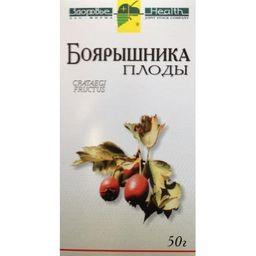 Боярышника плоды, сырье растительное измельченное, 50 г, 1 шт.