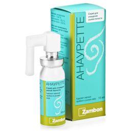 Анауретте Спрей для очищения ушной полости, спрей для местного применения, 15 мл, 1 шт.