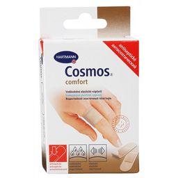 Cosmos Comfort Пластырь, 2размера, пластырь медицинский, антисептический, 20 шт.