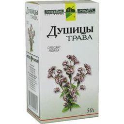 Душицы трава, сырье растительное измельченное, 50 г, 1 шт.