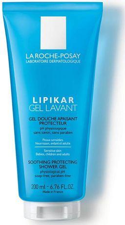 La Roche-Posay Lipikar гель для душа успокаивающий, гель для душа, 200 мл, 1 шт.