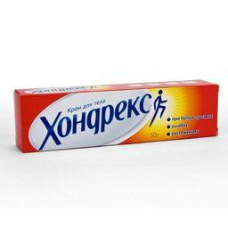Хондрекс крем для тела, крем для тела, 50 г, 1 шт.