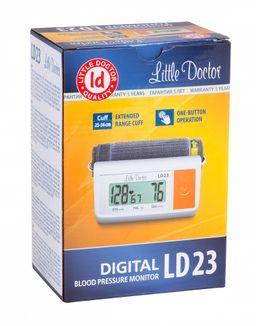Тонометр автоматический  Little Doctor LD23, с большой манжетой, 1 шт.