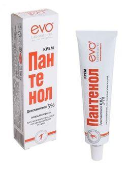 Пантенол EVO крем для тела, крем для тела, 46 мл, 1 шт.