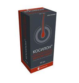 Косилон, 5%, раствор для наружного применения, 60 мл, 1 шт.