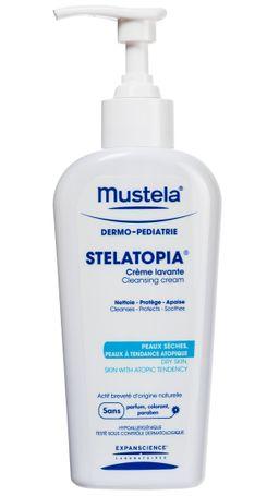 Mustela Stelatopia Крем для мытья, крем моющий, 200 мл, 1 шт.